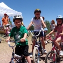 Kids Ready for Kids on Bikes Fun Ride
