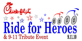 Chick-fil-A Ride for Heroes