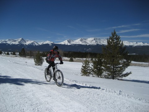 Leadville Snow Bike Racing