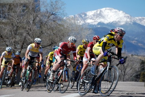 Colorado College Criterium 2010
