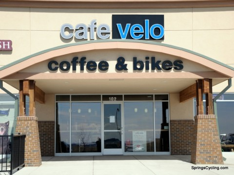 Cafe Velo Bike Shop