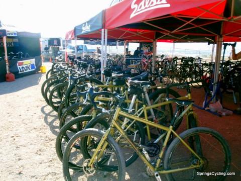 Salsa Demo Bikes