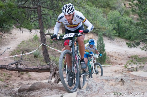 Palmer Park Mountain Bike Racing
