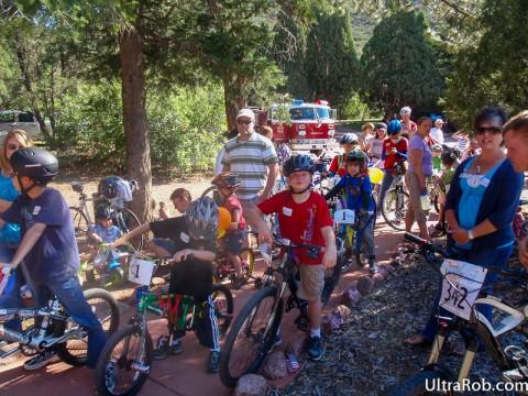 Patriots Festival 2011 Kids Ride