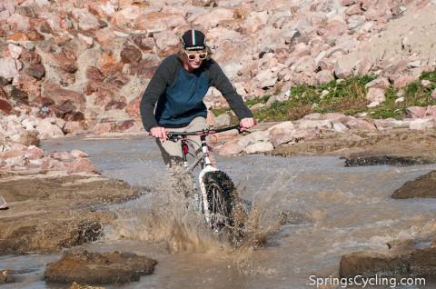 2012 Fat Bike Day in Colorado Springs