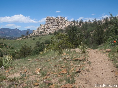 US Cup Pro Series Colorado Springs Course